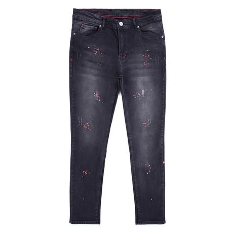 Kelton Denim Jeans // Black (XS)