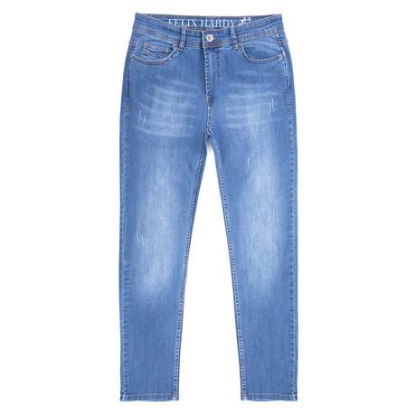 Soren Denim Jeans // Navy (XS)