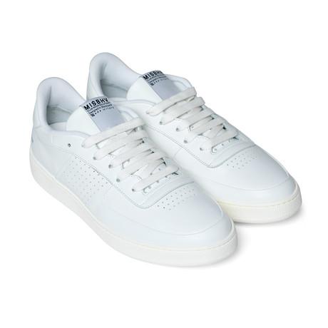 MISBHV // Warszawa City Sneakers // White (Euro: 40)
