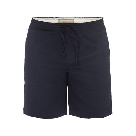 Steve Modal Pull On Short // Navy (XS)