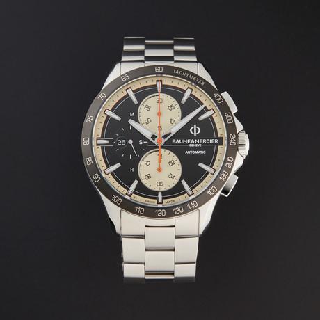 Baume & Mercier Clifton Chronograph Automatic // 10435