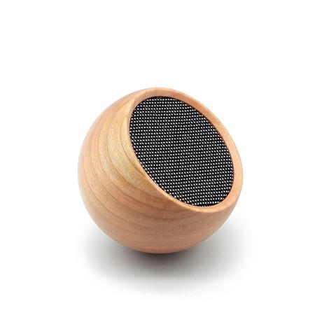 Tumbler Selfie Speaker (Walnut)
