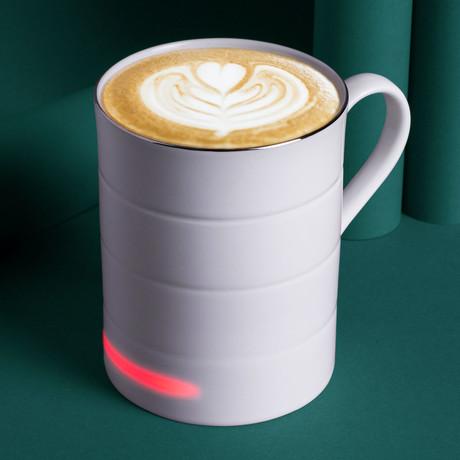 Classic Smart Mug // White