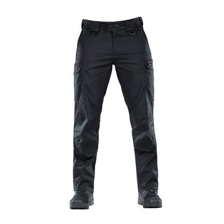 Roy Pants // Black (28WX30L)