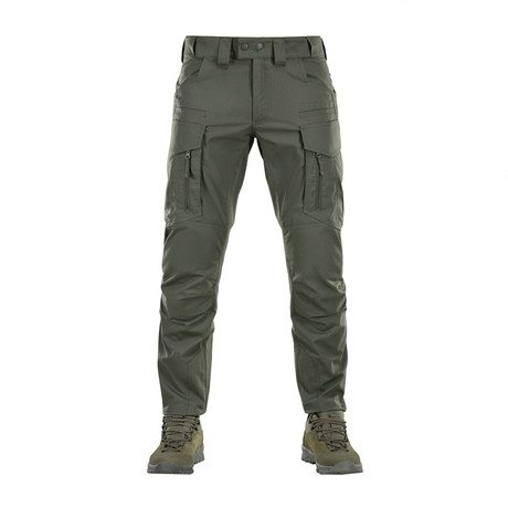 Pular Pants // Army Olive (28WX30L)