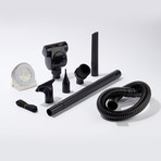 Vac N Blo® // 500 Watt Hi Performance Hand Vac/Blower VM12500T + 3' Hose