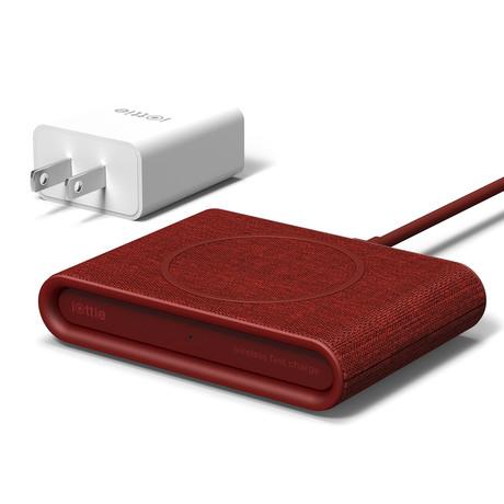iON Wireless Mini // Ruby