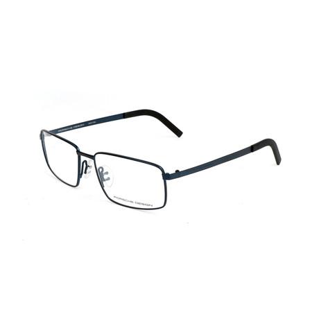 Men's P8314 Optical Frames // Blue