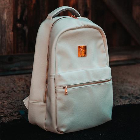 Commuter Bag // White