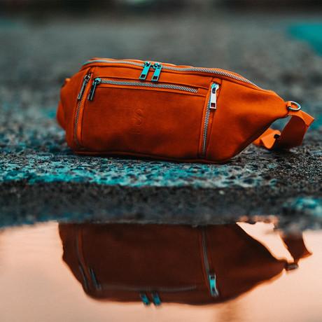 Crossbody Bag // Orange