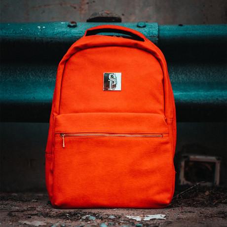 Commuter Bag // Orange