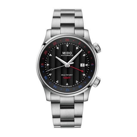 MIDO Multifort GMT Automatic // M005.929.11.051.00