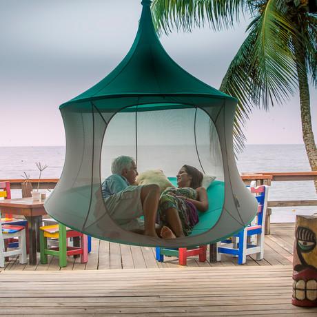 TreePod Cabana // Aquamarine (5 Ft)