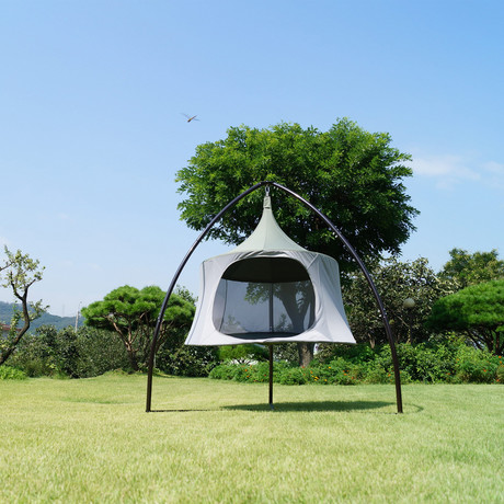 TreePod Cabana Complete Package // Moss (Without Stand)