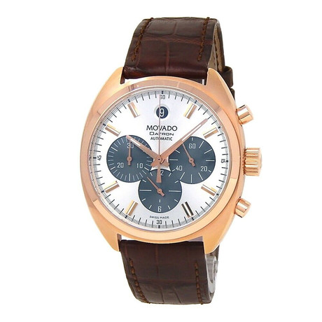 Movado Datron Chronograph Automatic // 606377 // Pre-Owned