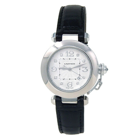 Cartier Ladies Pasha Automatic // 2398 // Pre-Owned