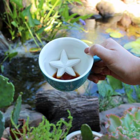 Starfish Cup // Set of 2