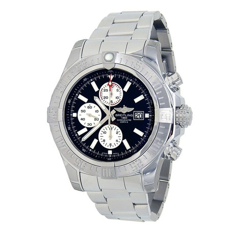 Breitling Super Avenger II Chronograph Automatic // A13371 // New
