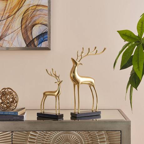 Comet Deer // Copper