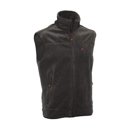 Fleece Vest // Anthracite (S)