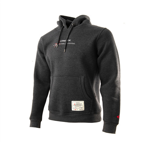 Timeless Hoodie // Anthracite (S)