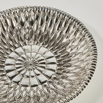 Prestigio Centerpiece Flower Pattern Bowl II