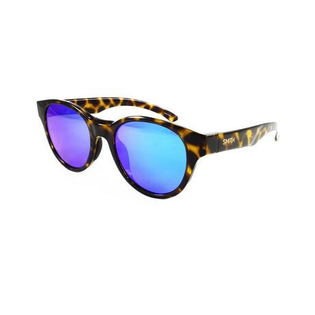 Smith // Unisex Snare Sunglasses // Tortoise + Blue