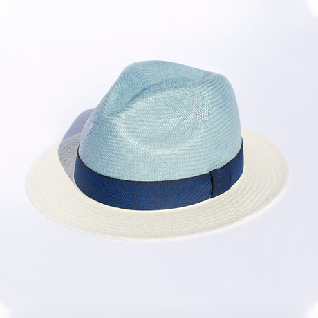 Hollywood // White + Light Blue + Deep Blue (S)