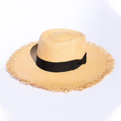Playa // Beige Straw (S)