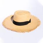 Playa Straw // Beige (S)
