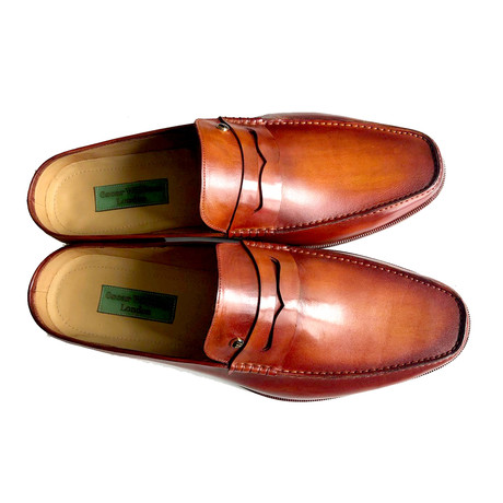 Danny Classic Loafers // Tan (US: 9)