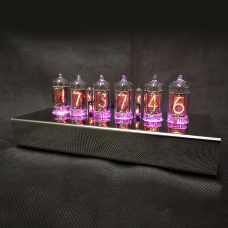 T-1000 Nixie Clock