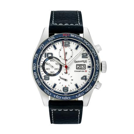 Eberhard & Co. Champion V Grande Date Chronograph Automatic // 31064.4 // Store Display