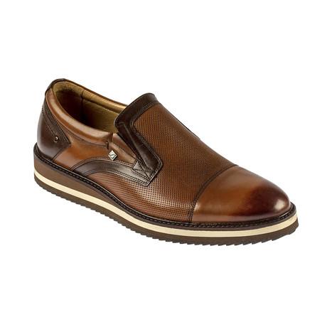 Jax Classic Shoe // Tobacco (Euro: 39)