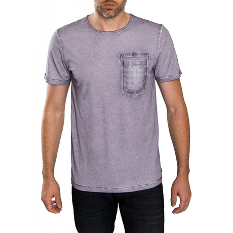 Pocket T-Shirt // Lilac (S)