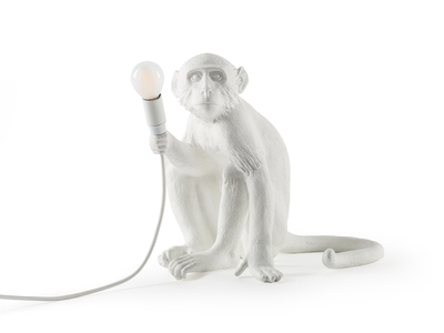 photo of Resin Monkey Lamp by Touch Of Modern