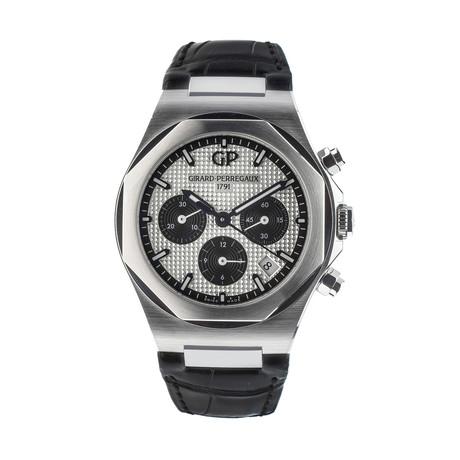 Girard-Perregaux Ladies Laureato Chronograph Automatic // 81040-11-131-BB6A // Store Display
