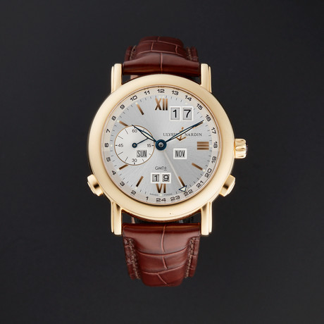 Ulysse Nardin GMT Perpetual Automatic // 321-22/31 // Pre-Owned