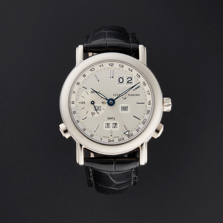 Ulysse Nardin GMT Perpetual Automatic // 320-22/32 // Pre-Owned