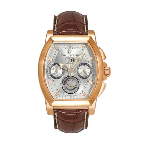 Carl F. Bucherer Patravi T-Graph Chronograph Automatic // 00.10615.03.13.01 // Store Display