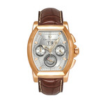Carl F. Bucherer Patravi T-Graph Chronograph Automatic // 00.10615.03.13.01 // Store Display