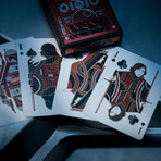 Star Wars Playing Cards // Light Side + Dark Side // Set of 2