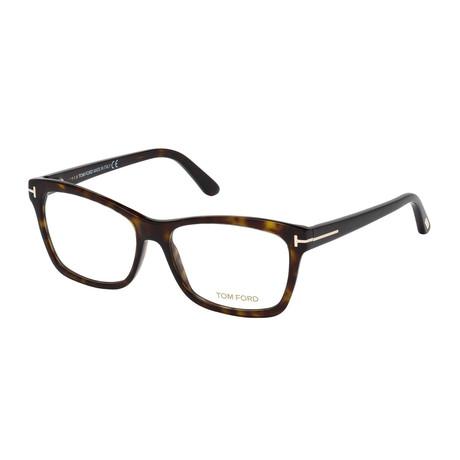 Women's Acetate Optical Frames // Dark Havana