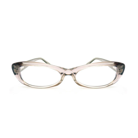 Women's Acetate Optical Frames // Clear