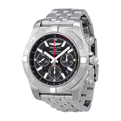 Breitling Transocean Chronograph Automatic // AB011010/BB08-377A // Store Display