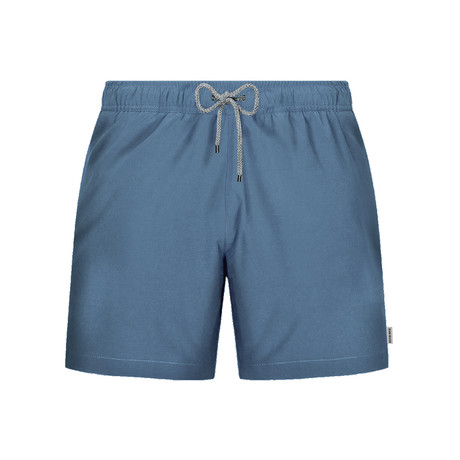 Solid Swim Short // Indigo (S)