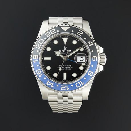 Rolex GMT-Master II Automatic // 126710BLNR // Random Serial // New