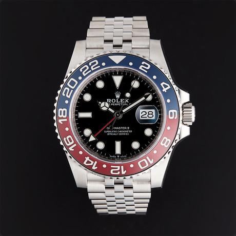 Rolex GMT-Master II Automatic // 126710BLRO // Random Serial // New