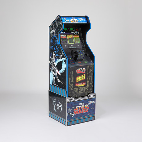 Star Wars with License Riser Arcade System