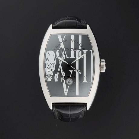 Franck Muller Cintree Curvex Automatic // 8880 SC DT GOTH // Store Display